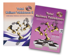 Total Nalimov Tablebases combo pack