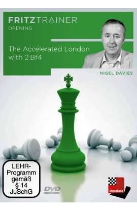 The Accelerated London with 2. Bf4 - Nigel Davies