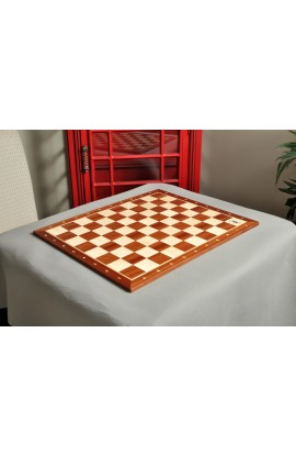 Capablanca Chess Edition Wooden Tournament Chess Board