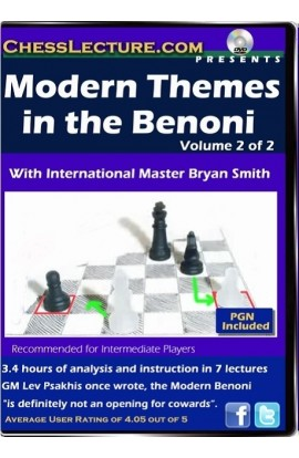 Modern Themes in the Benoni V1 Front