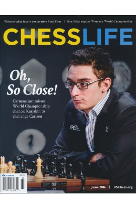 CLEARANCE - Chess Life Magazine - June 2016 Issue