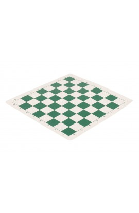 "Standard Vinyl Analysis Tournament Chess Board - 1.5"" Squares"