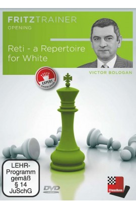 Reti - A Repertoire for White - Victor Bologan