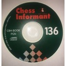 Chess Informant  - ISSUE 136 on CD