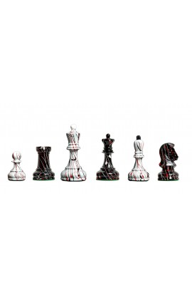 "The Dubrovnik Artisan Series Chess Pieces - 3.75"" King"