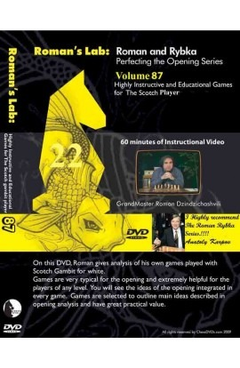 ROMAN'S LAB - VOLUME 88 - Highly Instructive and Educational games for the Accelerated Dragon Player