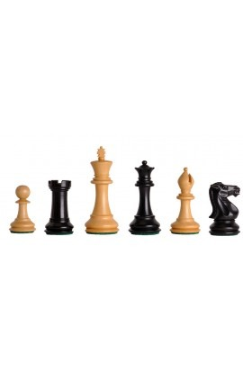 "The Congress Chess Pieces - 3.75"" King"