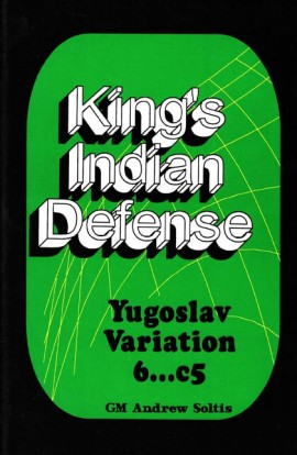 CLEARANCE - King's Indian Defense: Yugoslav Variation 6 ...c5