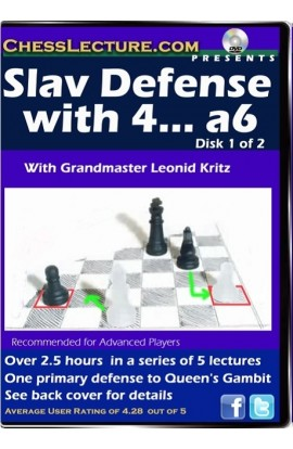 Slav Defense with 4... a6 disk 1 front