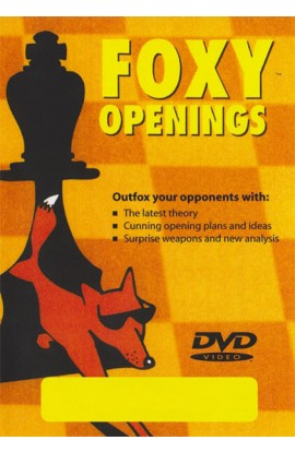 E-DVD FOXY OPENINGS - VOLUME 56 - Win with 1...d6 Part 1
