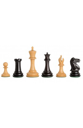 "The Morphy Series Luxury Chess Pieces - 4.0"" King"