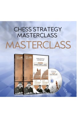 MASTERCLASS - Damian Lemos' Strategy Chess Masterclass – GM Damian Lemos - Over 9 hours of Content! - Volume 3