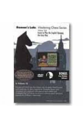 E-DVD ROMAN'S LAB - VOLUME 16 - Learn To Play The English Opening The Easy Way