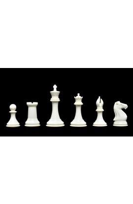 "The Collector Series Plastic Chess Pieces - 3.75"" King"