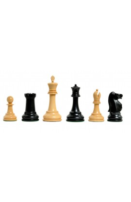 """The Sammy R Series Commemorative Chess Pieces - From the Camaratta Signature Collection - 4.4"""" King"""