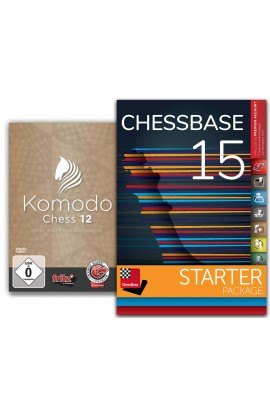 Komodo 12 and CHESSBASE 15 Starter Bundle