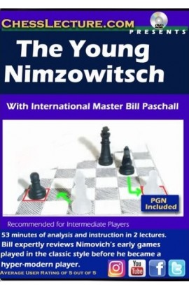 E-DVD The Young Nimzowitsch - Chess Lecture - Volume 177