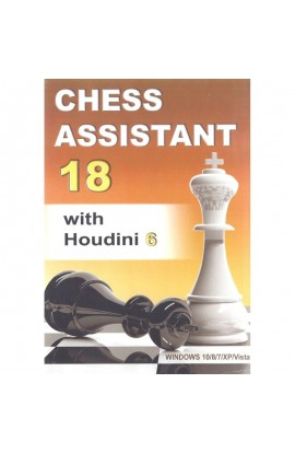 Chess Assistant 18 with Houdini 6