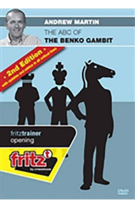 ABC of the Benko Gambit - Andrew Martin - 2nd Edition