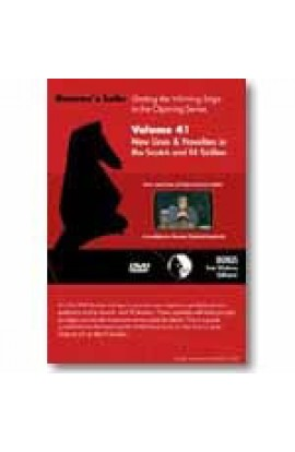 E-DVD ROMAN'S LAB - VOLUME 41 - New Lines & Novelties in the Scotch and f4 Sicilian