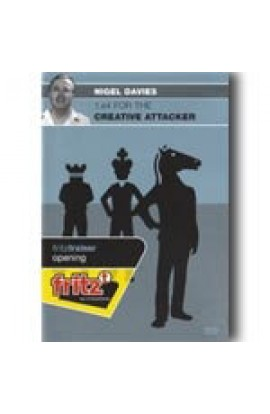 1. e4 for the Creative Attacker - Nigel Davies