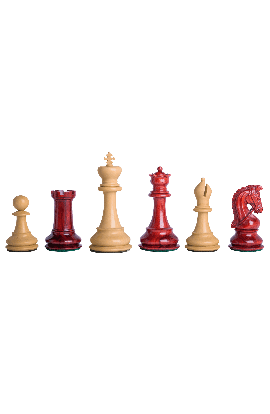 "The Sultan Series Luxury Chess Pieces - 4.0"" King"