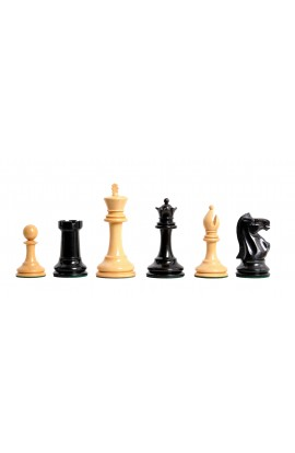 """The New York 1924 Luxury Chess Pieces - 4.2"""" King"""