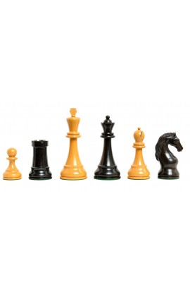 "The Herman Steiner Master Series Luxury Chess Pieces - 5.0"" King"