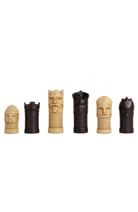 Masked Chess Pieces