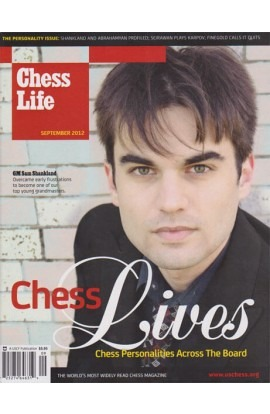 CLEARANCE - Chess Life Magazine - September 2012 Issue