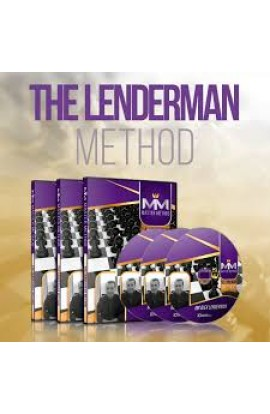 MASTER METHOD - The Lenderman Method – GM Alex Lenderman - Over 14 hours of Content!
