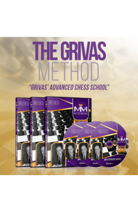 E-DVD - MASTER METHOD - The Grivas Method - GM Efstratios Grivas - Over 15 hours of Content!