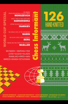 Chess Informants - Issue 126