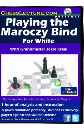 Playing the Maroczy Bind For White - Chess Lecture - Volume 63