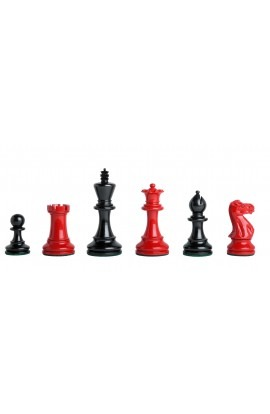 "The Grandmaster Regal Series Chess Pieces - 4.0"" King"