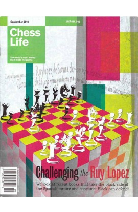 CLEARANCE - Chess Life Magazine - September 2010 Issue