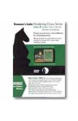 E-DVD ROMAN'S LAB - VOLUME 6 - Rapid and Complete Opening Repertoire for Black