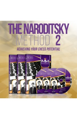 MASTER METHOD - The Naroditsky Method 2 – GM Daniel Naroditsky - Over 15 hours of Content!