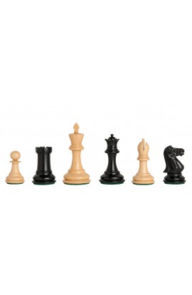 """The Bicentennial Luxury Chess Pieces - 3.6"""" King"""