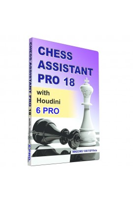 DOWNLOAD - Chess Assistant 18 PRO with Houdini 6 PRO