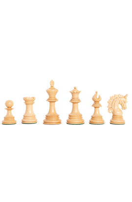 "The Siena Series Luxury Chess Pieces - 4.4"" King"