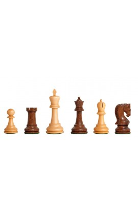 "The Leningrad Series Chess Pieces - 4.0"" King"