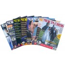 One Year Subscription to New In Chess Magazine