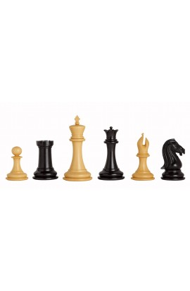 "The Frank Camaratta Signature Luxury Chess Pieces - 4.4"" King"