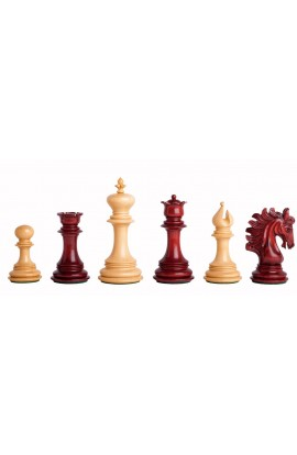"The Ercolano Series Luxury Chess Pieces - 4.4"" King"