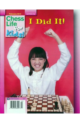 CLEARANCE - Chess Life For Kids Magazine - February 2014