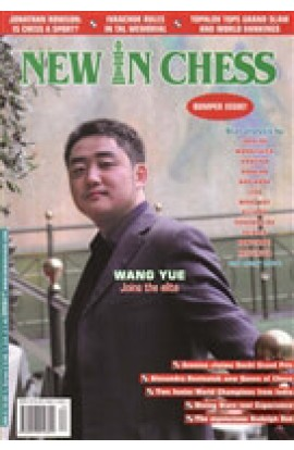CLEARANCE - New In Chess Magazine - Issue 2008/7