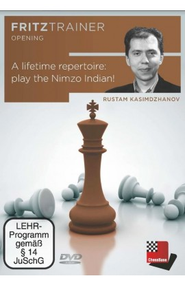DOWNLOAD - A lifetime repertoire: play the Nimzo Indian! - Rustam Kasimdzhanov