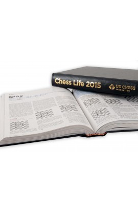 2015 Chess Life Annual Book