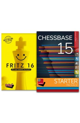 Fritz 16 + CHESSBASE 15 STARTER Bundle